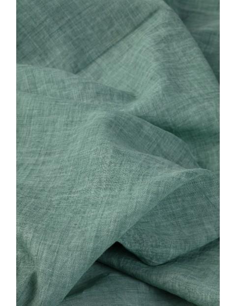 Bawełniana apaszka damska - zielona