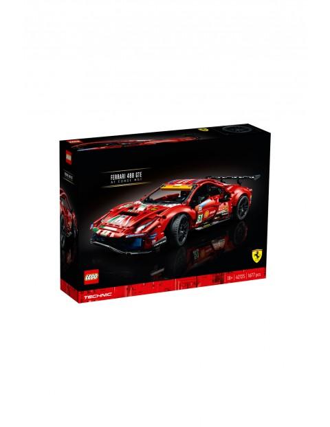 Klocki LEGO Technic -  Ferrari GTE - 1677 el