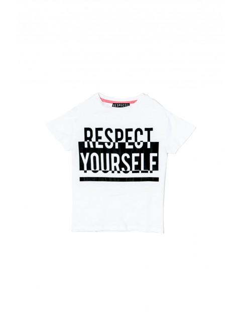 T-shirt dla dziewczynki 3I35A3