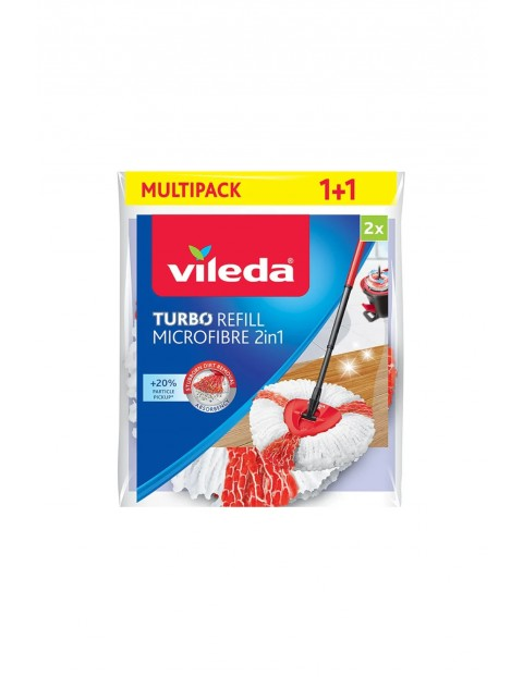 Wkład do mopa obrotowego Vileda TURBO 2w1 - 2szt.