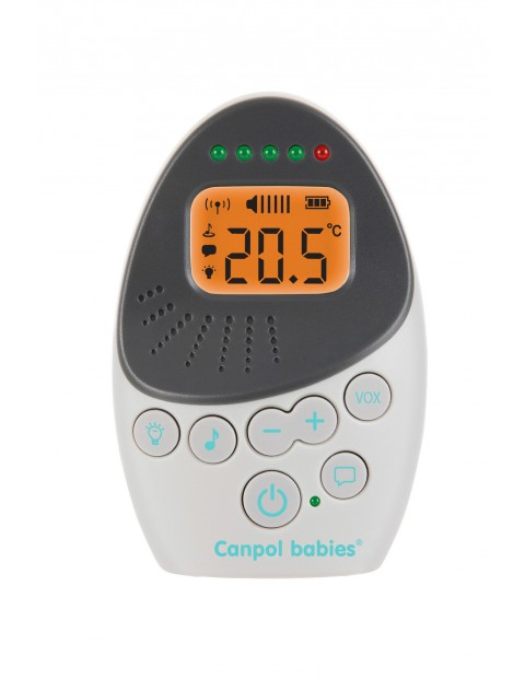 Canpol babies niania elektroniczna dwukierunkowa EasyStart Plus