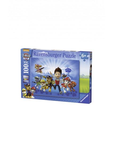 Puzzle Psi Patrol 100el XXL