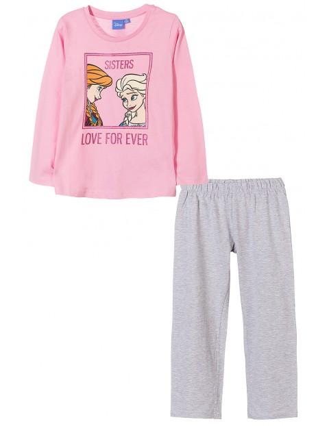 Piżama dla dziewczynki Kraina Lodu