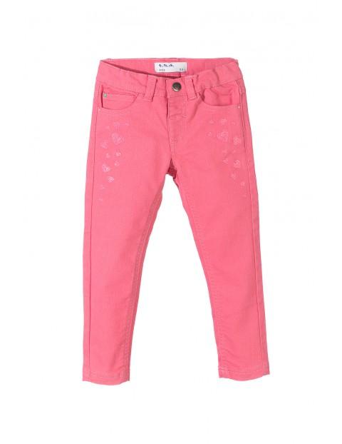 Spodnie dziewczęce 3L3305