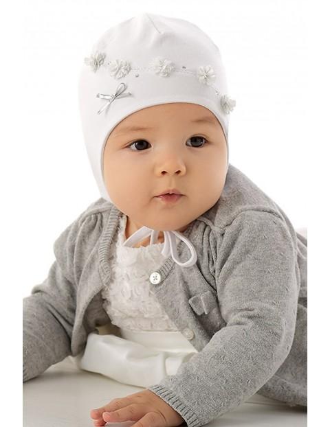 Czapka niemowlęca 5X32AD