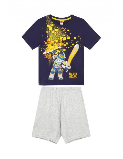 Piżama chłopięca Lego Ninjago- granatowa