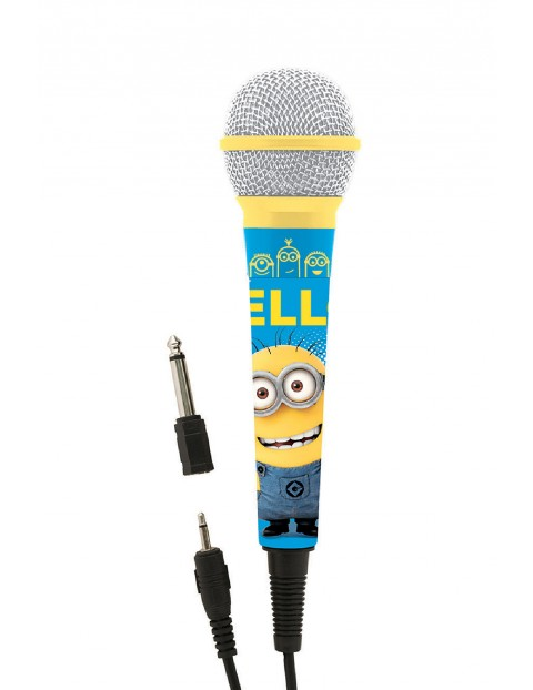 Mikrofon Minionki