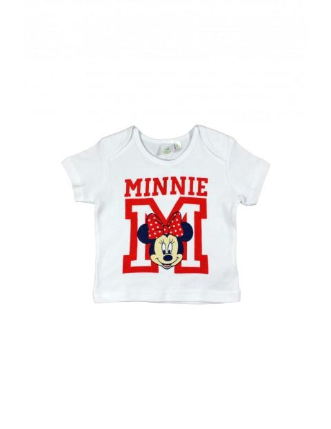 T-shirt niemowlęcy Myszka Minnie 5I34BN