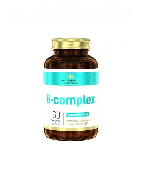 Witamina B-complex Noble Health 60 kapsułek