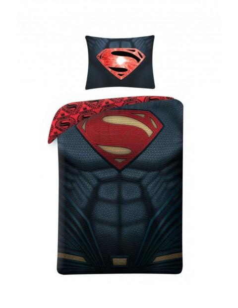 Pościel Superman 140x200cm+70x90cm