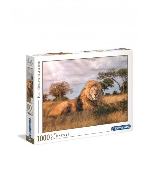 Puzzle HQ Lew  - 1000 elementów