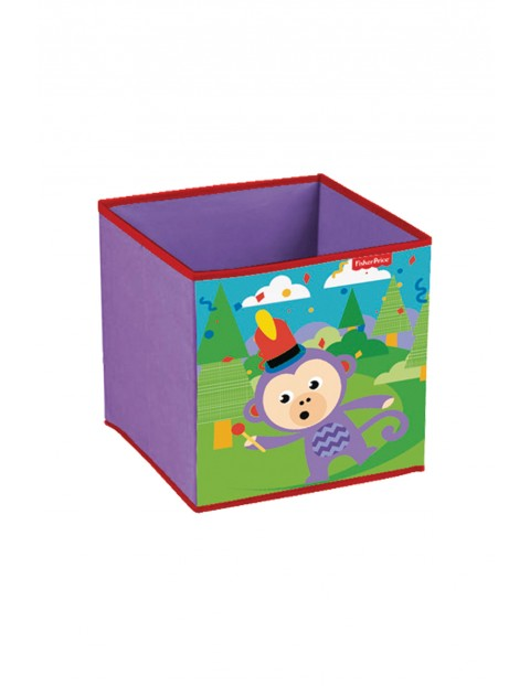 Pudełko na zabawki małpka 5O34GU