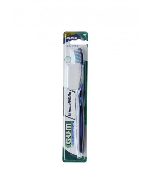 Szczoteczka do zębów OriginalWhite średnia- opcja kolorystyczna