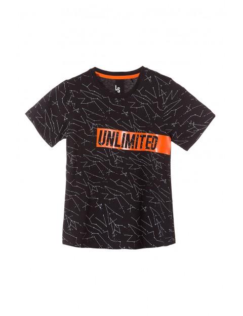 T-shirt chłopięcy 100% bawełna 2I3519