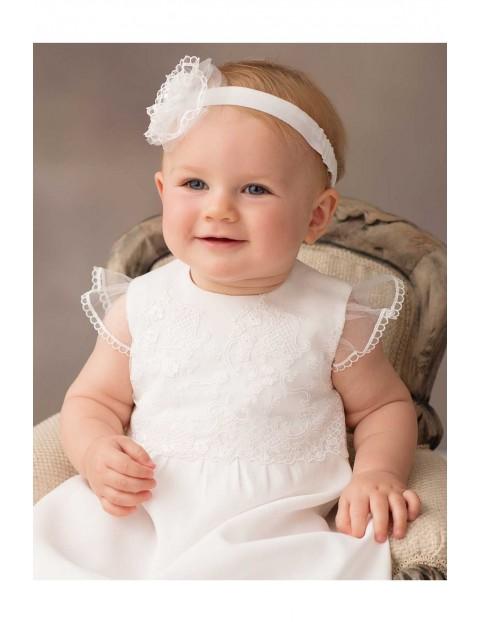 Sukienka niemowlęca do chrztu- Marcelina