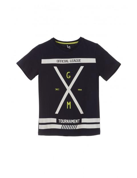 T-shirt chłopięcy 2I3255