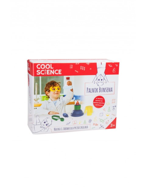 Cool Science- Palnik Bunsena 1Y33H9