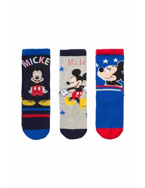 Skarpety Myszka Mickey 3pak 2V35A2