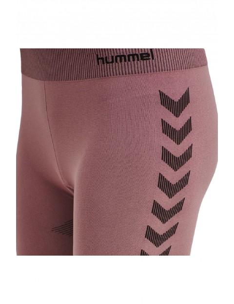 Damskie krótkie legginsy treningowe Hummel