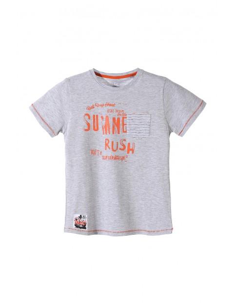 T-shirt chłopięcy 2I3234