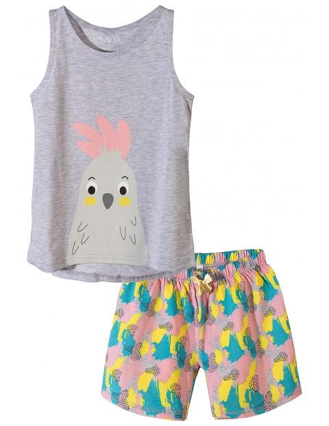 Pidżama dziewczęca 100% bawełna