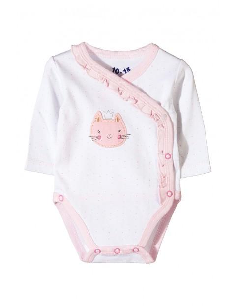 Body niemowlęce 100% bawełna 5W3501