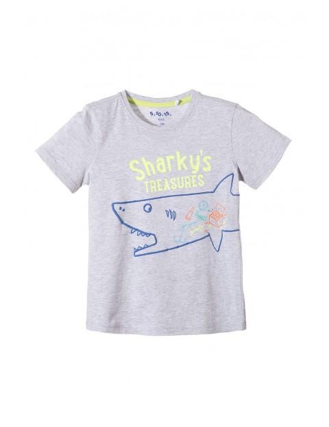 T-shirt chłopięcy 1I3433