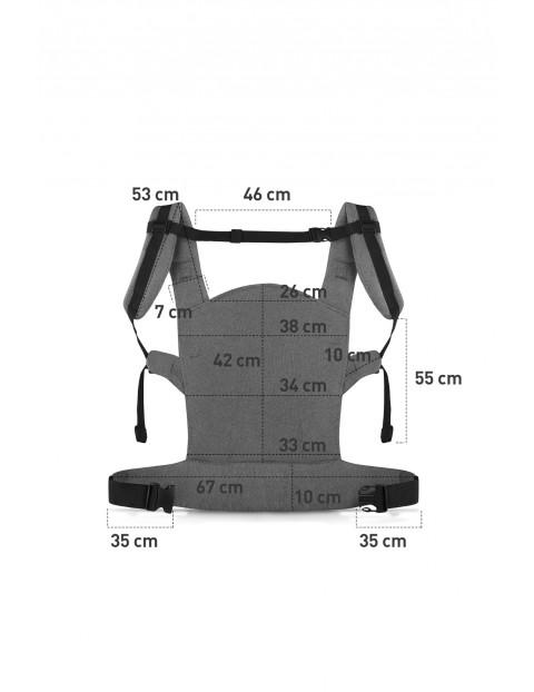 Nosidełko ergonomiczne Milo Kinderkraft
