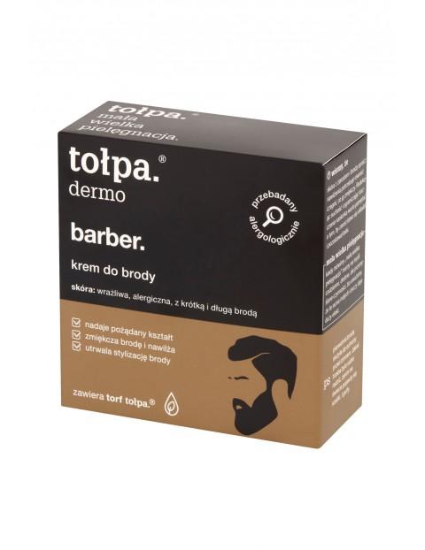 Tołpa dermo barber Krem do brody - 60 ml