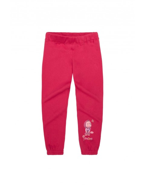 Spodnie dresowe dziewczęce Masza 3M33A2