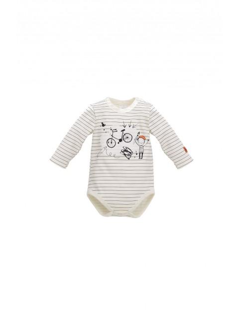 Body bawelniane dla niemowlaka 5T35BZ