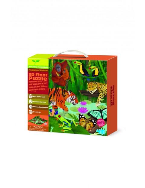 Puzzle 3D- Dżungla 1Y33B2