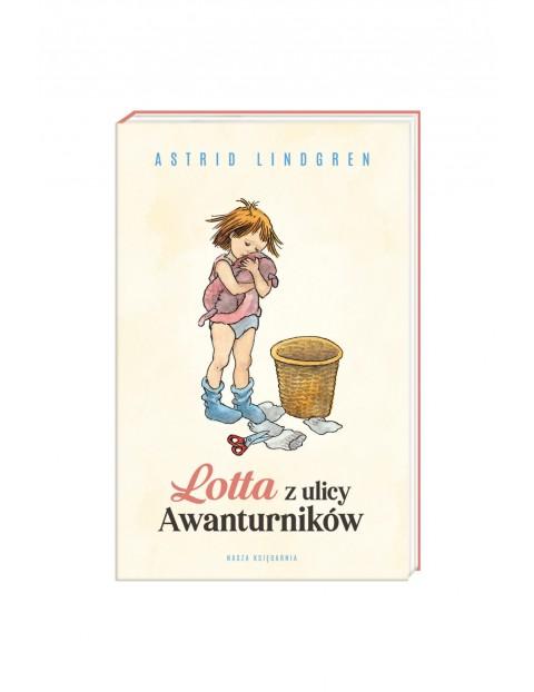 Książka - Lotta z ulicy awanturników