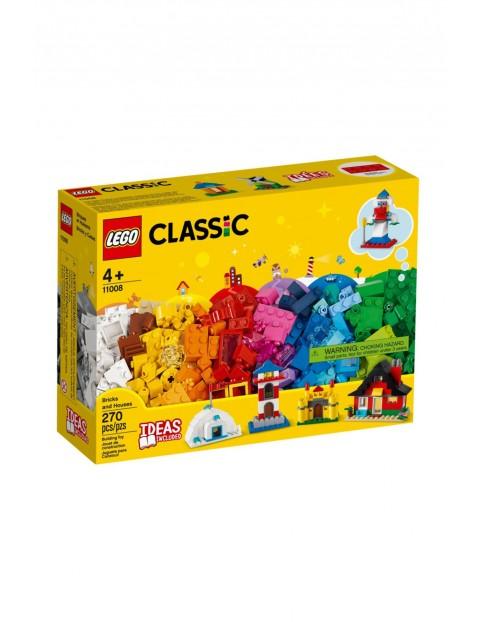 Lego Classic 11008 - Klocki i domki - 270 elementów wiek 4+