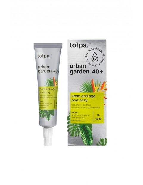 tołpa urban garden. 40+ krem - anti age pod oczy 10 ml