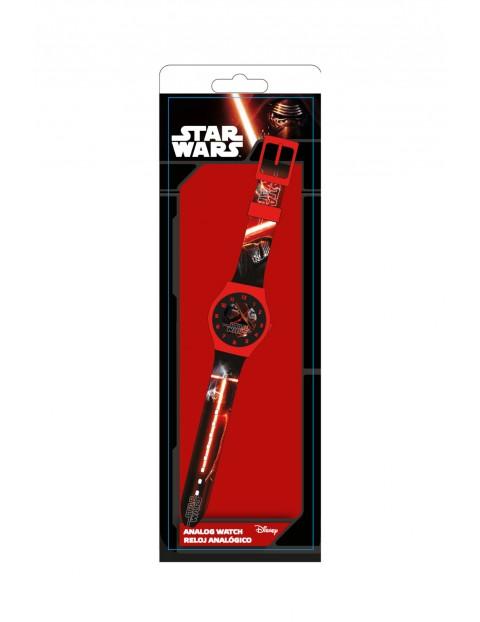 Zegarek analogowy Star Wars blister