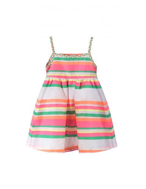 Sukienka dziewczęca 3K3435