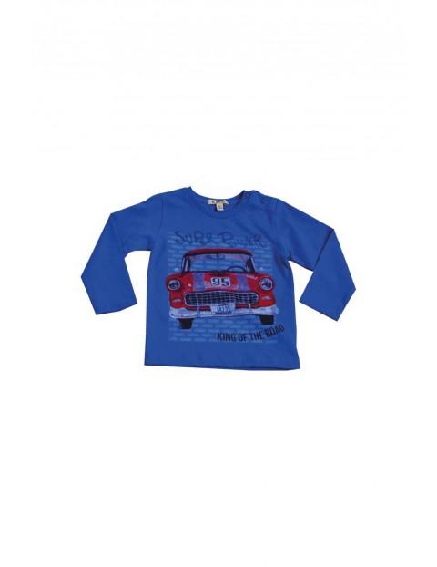 Bluzka chłopięca 100% bawełna 1H35EW