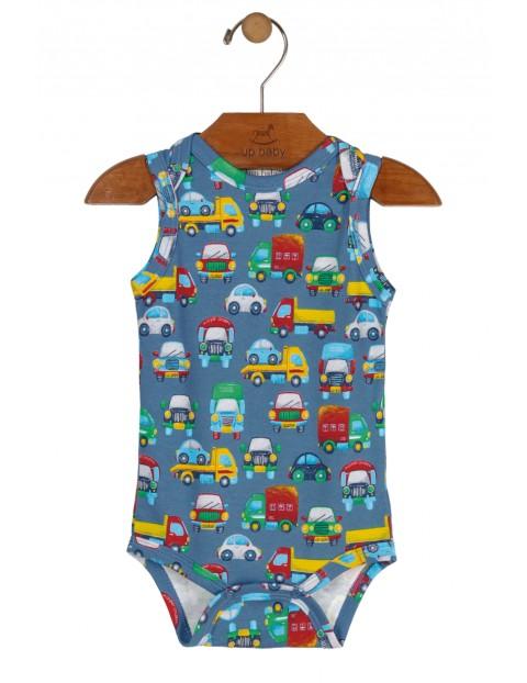 Body niemowlęce w samochody- 100% bawełna