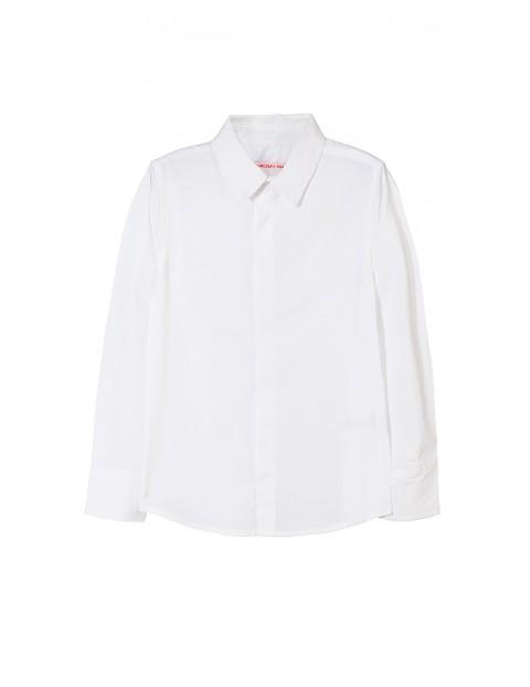 Koszula chłopięca biała 2J3510