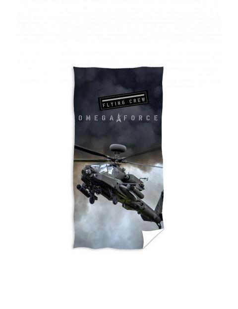 Ręcznik kąpielowy bawełniany Helikopter 70x140 cm