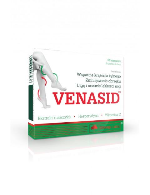 Suplement diety- Venasid 30 tabletek