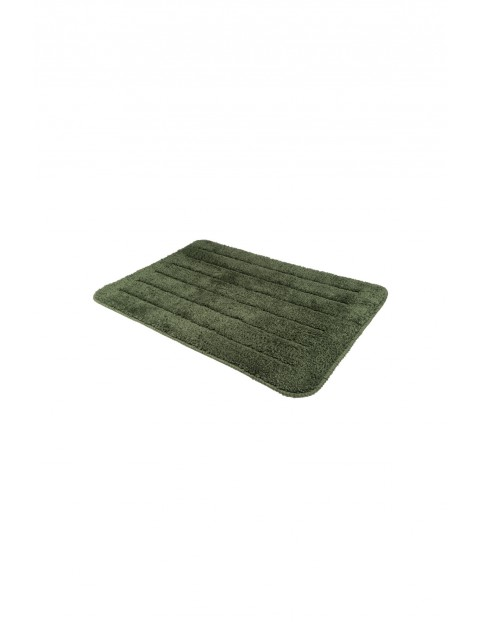 Dywanik łazienkowy laguna 60x40cm - zielony