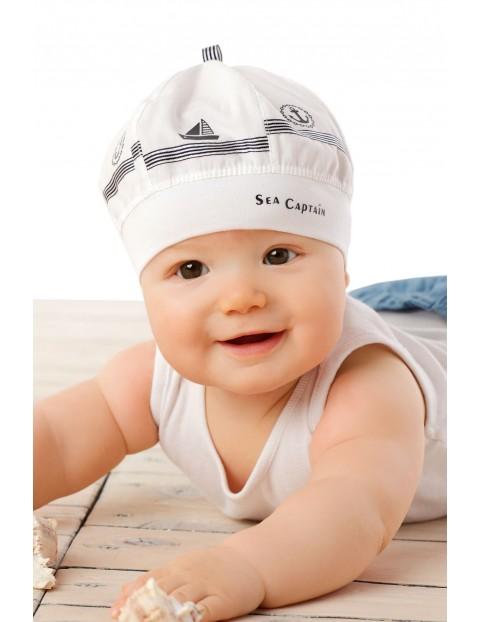 Czapka niemowlęca                 5X32BO