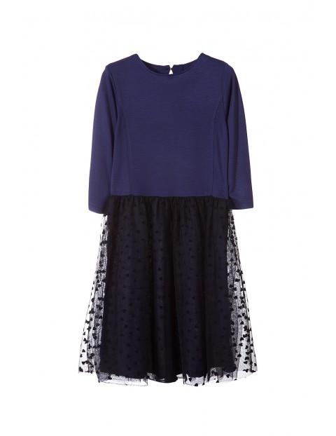 Sukienka dziewczęca 4K3509