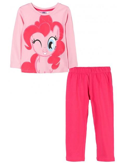 Piżama dziewczęca Pony 3W35B4