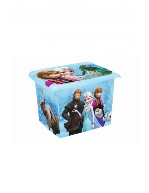 Pojemnik Deco-box 20,5l Frozen    3Y32CH