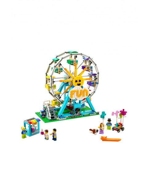 LEGO® Creator 3 w 1 Diabelski młyn 31119 - 1002 elementów, wiek 9+