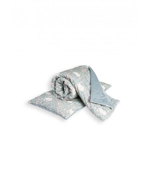 Pościel dla dziecka Kocyk + poduszka Liski