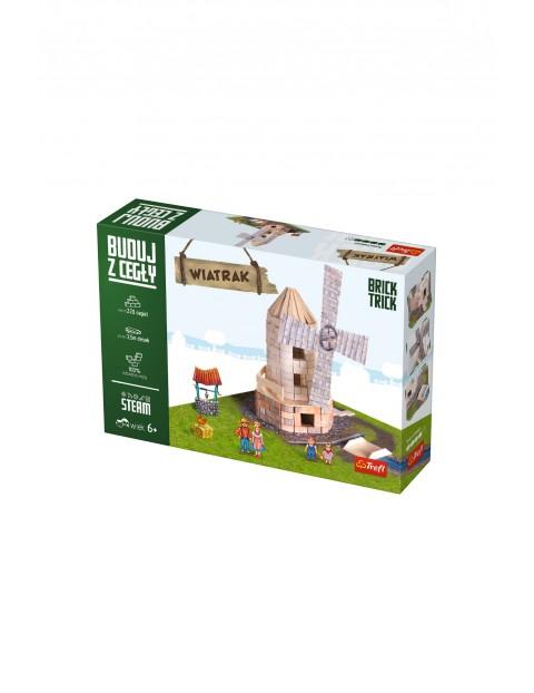 Zestaw klocków ceramiczne Brick Trick - Wiatrak
